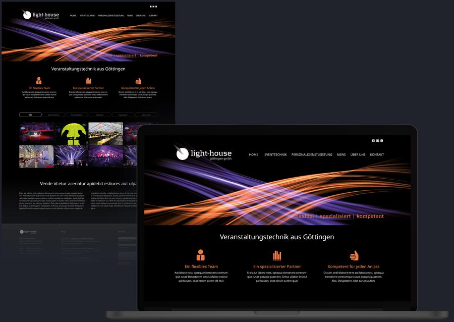 Webdesign Website erstellen lassen